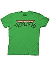 Teenage Mutant Ninja Turtles - - Logo keine Sorge Adult Kelly Tee