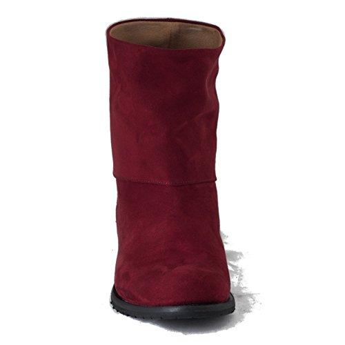 NAE Mira Red - vegane Schuhe 40