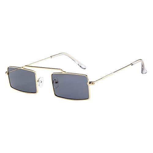 Odjoy-fan occhiali moda piccola scatola degli da sole delle donne di cat eyes donne vintage cat eye sunglasses retro small frame uv400 eyewear