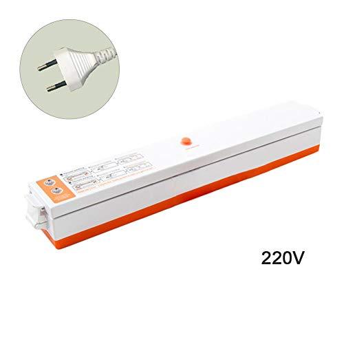 Vakuumiergerät , Automatischer Vakuumverpacker - Haushaltsnahrungsmittelverschließer mit hohem Dichtungsstreifen 110V / 220V