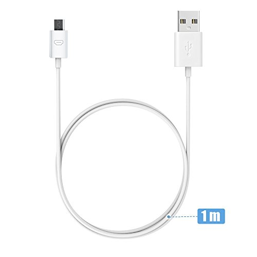 tablet meizu HITECHLIFE Caricabatterie Cavo USB Micro V8 per Galaxy S6 / S7 / S4 / S3 / J3 a 3 Stelle
