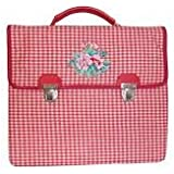 Room Seven Schoolbag Classic embroidery Schultasche, Musikschultasche