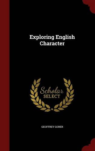 Exploring English Character