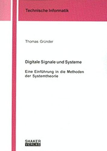 Digitale Signale und Systeme - Eine Einführung in die Methoden der Systemtheorie (Technische Informatik) - Die Digitale Signalübertragung