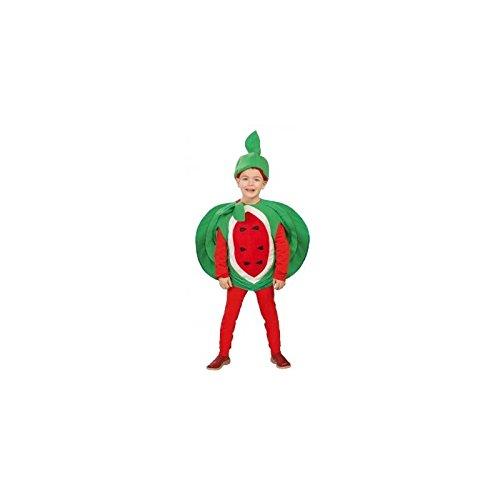 Kinder Kostüm Wassermelone