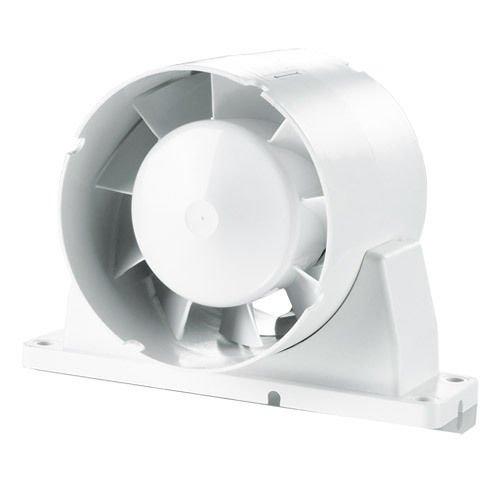 15,2 cm 150 mm Dia en ligne Ventilateur Tente Pièce Hydroponique pour salle de bain toilettes cuisine