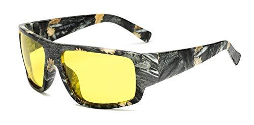 Sonnenbrille Frauen Designer Polarisierte Sonnenbrillen Neue Männer Nachtfahrten Camo Schutzbrille Nachtsicht Brille Camouflage Night Vision Linse