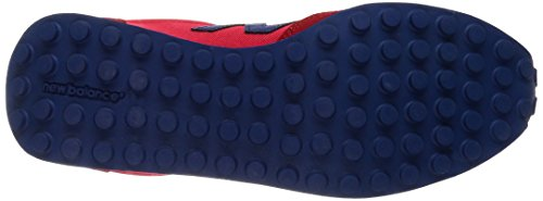 New Balance 410, Baskets Basses Femme Rouge (Red)