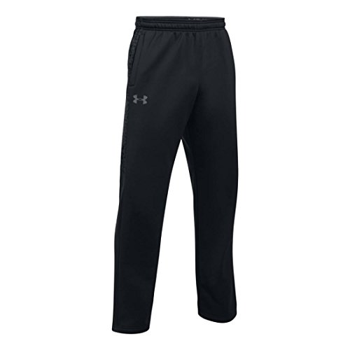 Under Armour Herren Hose Storm AF Icon Pants, Herren, Schwarz/Graffiti, XXL-T (Icon Hosen)