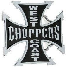 Jamazon West Coast Choppers Belt Buckle - New