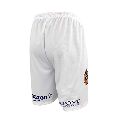 Zoom IMG-1 bcm gravelines dunkerque pantaloncini ufficiali