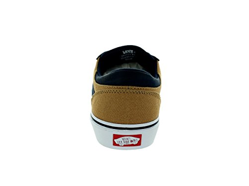 Vans chaussures M Gilbert Crockett P Navy Tan