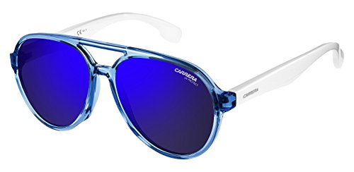 Carrera Junior Unisex-Kinder Carrerino 22 Xt Sonnenbrille, Blau Blue Sky SP, 51
