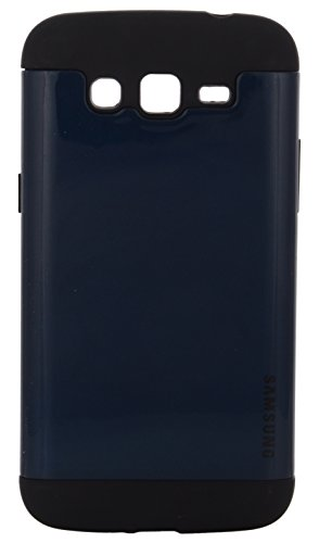 iCandy Super Glossy Hybrid Hard PC + Soft Rubber Back Cover for Samsung Galaxy Grand 2 S7106 - BLUE  available at amazon for Rs.99
