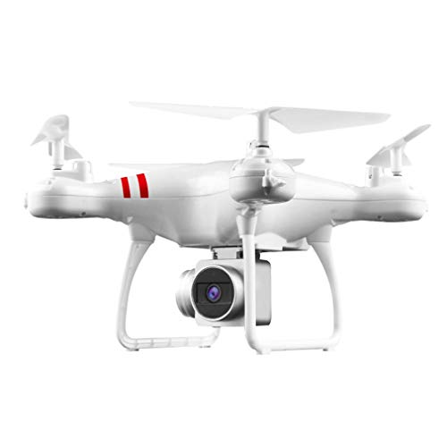 FDBF WiFi Control 4 Axis Drone 0.3/2 MP Pixel Hover Racing Helicopter Drone White