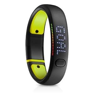 Nike + FuelBand SE (Black/Volt, M-Large)