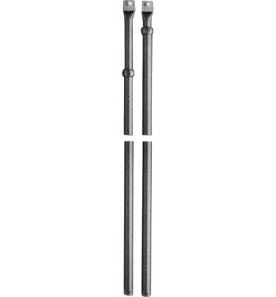 Serrure Triple Art. 631avec demi tour. pompa-cilindro Ø 30mm avec longueur externe mm 50....