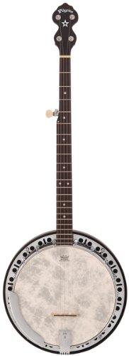 Pilgrim Banjo - Rocky Mountain 18 Resonator - Mahagoni