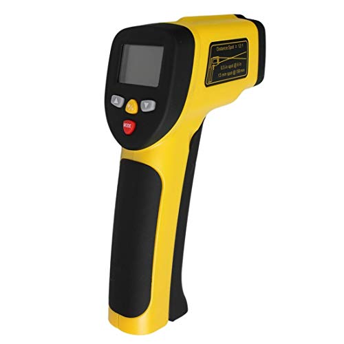 drf8090w-eop Dual Laser LCD-Display Infrarot-Thermometer -50 bis 1050 Grad Celsius HT-819