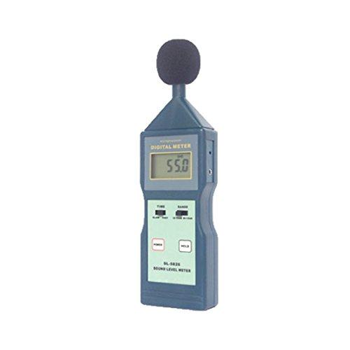 Digital Sound Level Meter Voice Dezibel Überwachung des Lärm Dosimeter des Tester 35~ 130dB -
