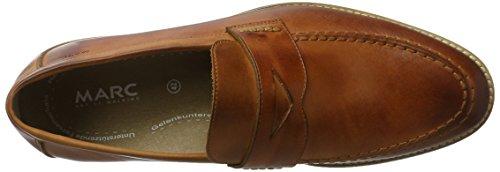 Marc Shoes Frisco, Derby homme Marron
