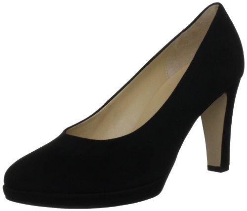 Gabor Shoes 6524027 Damen Pumps Schwarz (schwarz(lfs natur))