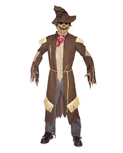 Horror-Shop Tödliche Scheuche Kostüm M