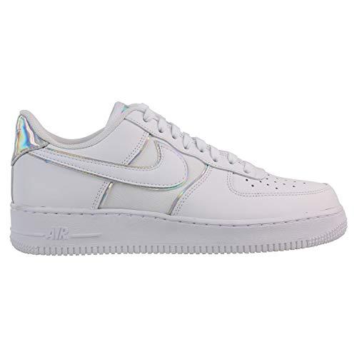 Lv8 Air Basketball 10011 Force '07 Men's Uk 4 Nike 1 Shoeswhite NnmO0v8w