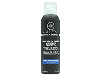 Collistar Perfect Adherence Shaving Foam for Men 200 ml