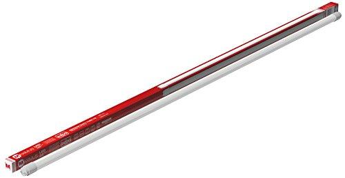 Maximus LED Tube Röhre 150 cm, 22 W - 4000k, 2200 Lumen inklusive Starter, Instant on, Retrofit T8, Tüv Süd geprüft, warmweiß TM17LED -