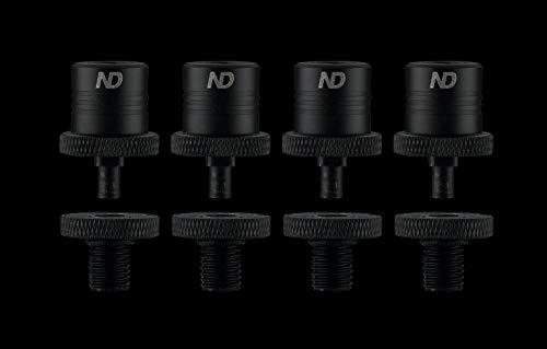 Preisvergleich Produktbild New Direction Tackle Schnelllöseadapter,  P11,  4 Stück