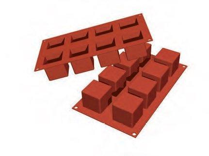 faistongateau flexibel 8Cubes–8Fingerabdrücke Cubes
