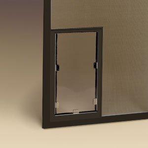 Hale Pet Tür Bildschirm Modell für 1/5,1cm Rahmen, Small Medium, Dark Bronze -