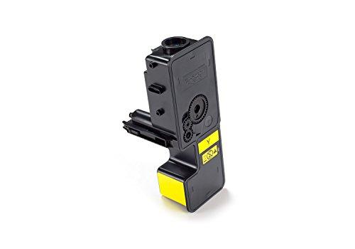 Green2Print Toner gelb 3000 Seiten ersetzt Kyocera TK-5240Y, 1T02R7ANL0 passend für Kyocera ECOSYS M5526CDW, M5526CDN, P5026CDW, P5026CDN - 3000 Gelb Toner