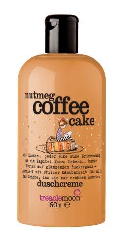 treaclemoon Cremedusche nutmeg coffee cake, 60 ml, Reisegröße