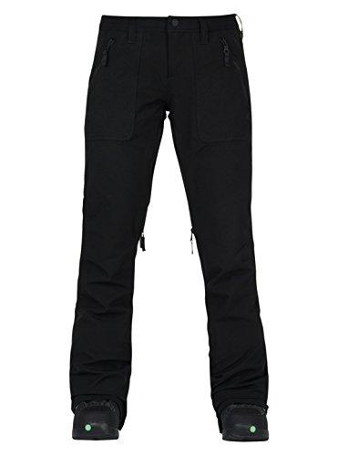 Burton Damen Vida Pant Snowboardhose, True Black, L (Burton Skihose)