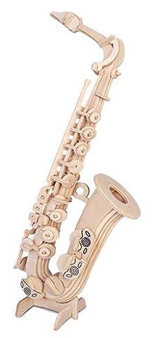 Saxophones QUAY Kit de construction en bois