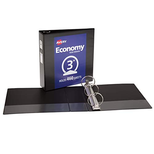 Avery Economy Sichthefter 1 Pack 3