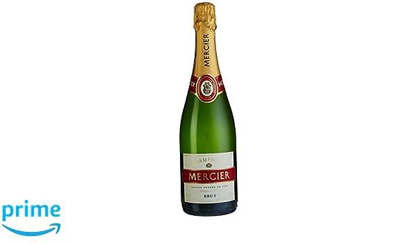 Flot Mercier Champagne Brut Blanc (1 x 0.75 l): Amazon.de: Bier, Wein BO-73