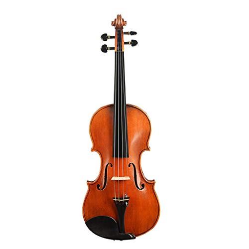 Contrabajos Violín Madera Natural Violín Instrumento