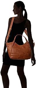 Desigual Bols_dark Amber Rotterdam - Shoppers y bolsos de hombro Mujer de Desigual