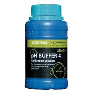 Soluzione di calibrazione Hydrogarden pH Buffer 4.01 (250ml)