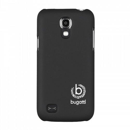 Image of Bugatti Clip-On Cover Case Schwarz für Samsung Galaxy S4 Mini i9195