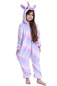 Pijama Unisex para Adultos, Unicornio,