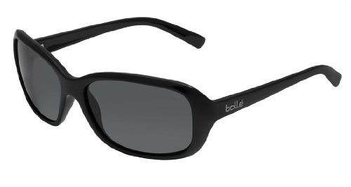 Bollé Damen Sonnenbrille Molly, Shiny Black, M