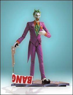 DC Direct: Batman Hush Series 1 > Joker Action Figure by DC Direct
