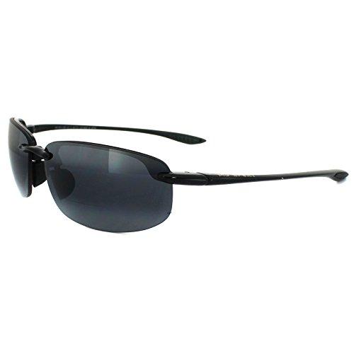 maui-jim-occhiali-da-sole-hookipa-reader-g807-0215-nero-lucido-64mm