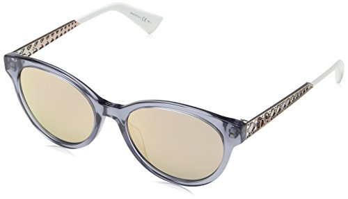 Dior Damen DIORAMA7 0J 3ZJ Sonnenbrille, Pink Blue Rose Gd Grey Speckled, 52