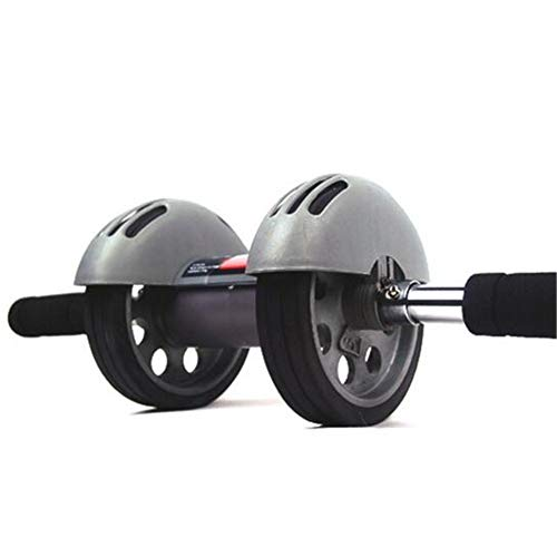 YUHAIJIE Roller Exerciser Wheel Core Forza Addominale Trainer Roller per Core & AB allenamenti Cross Fitness Peso Lifting Body Building