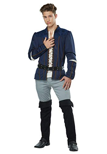 Adult Romeo Fancy Dress Costume - Shakespeare Kostüm